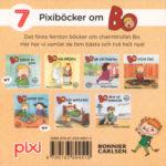 Pixibox: Bo omslag bakside
