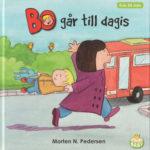 Omskl, Bo går till dagis, mamma og Bo løper til bussen